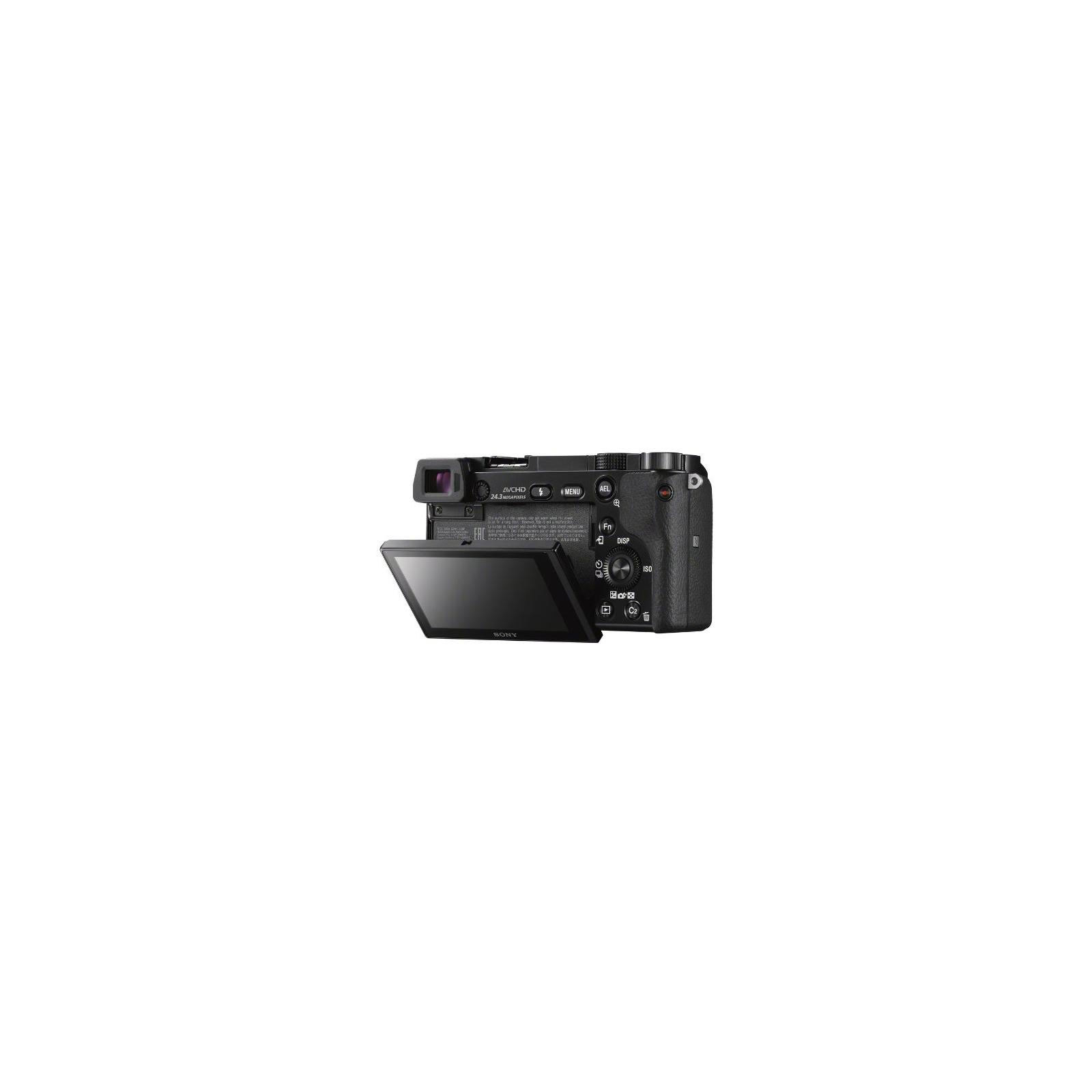 Цифровой фотоаппарат SONY Alpha 6000 body Black (ILCE6000B.CEC) изображение 3