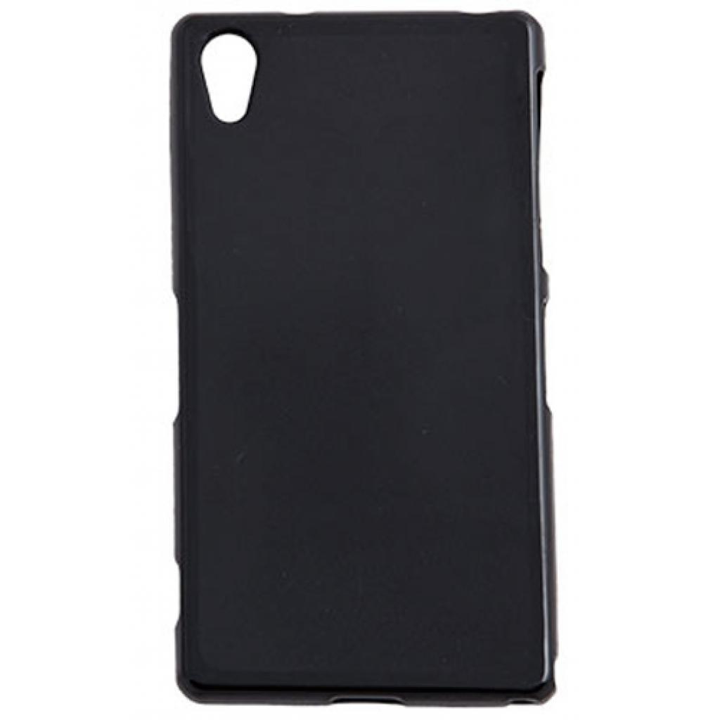 Чехол для моб. телефона для Sony Xperia Z2 (Black) Elastic PU Drobak (212293)