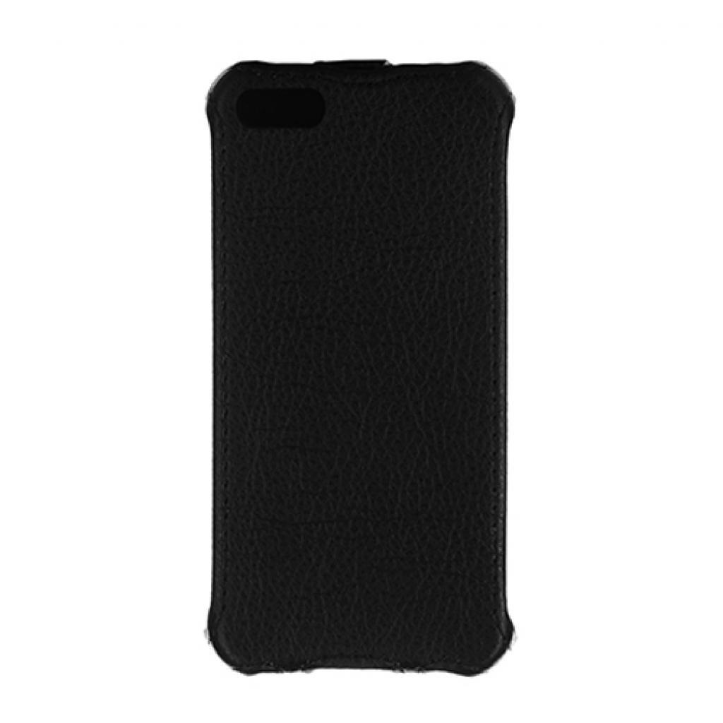 Чехол для моб. телефона для Apple iPhone 5/5S (Black) Lux-flip Drobak (210274) изображение 2