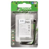 Аккумуляторная батарея PowerPlant Blackberry D-X1 (DV00DV6066)