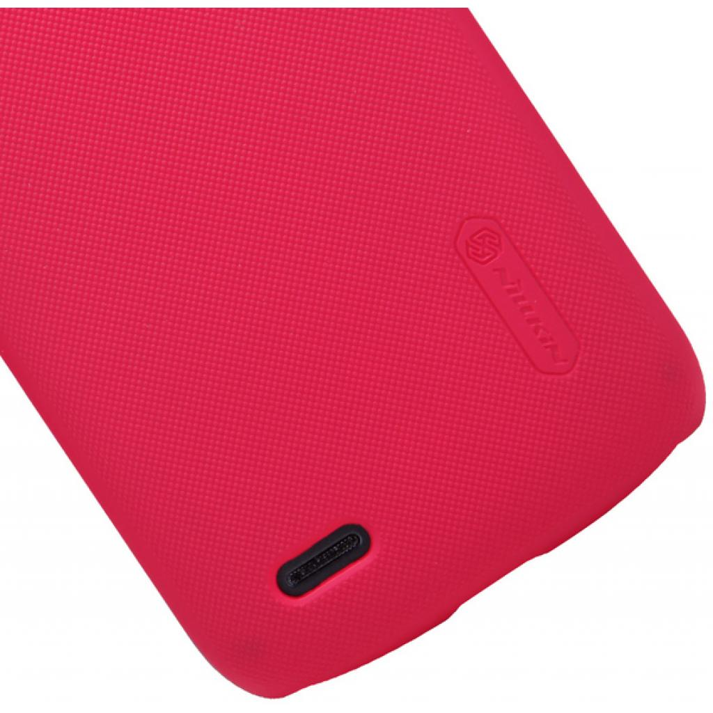 Чехол для моб. телефона NILLKIN для Huawei G0 /Super Frosted Shield/Red (6076992) изображение 4