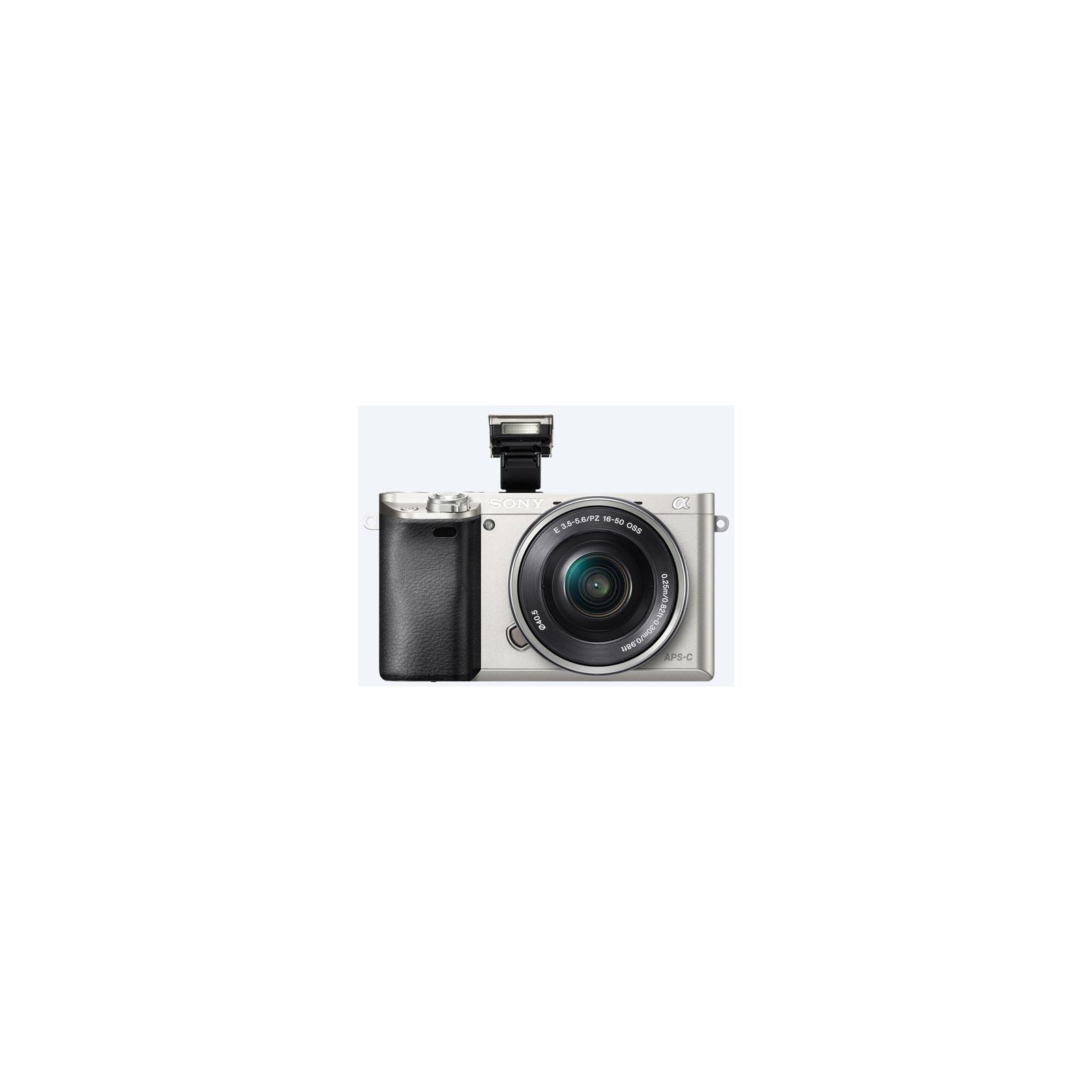 Цифровой фотоаппарат SONY Alpha 6000 kit 16-50mm Silver (ILCE6000LS.CEC) изображение 2