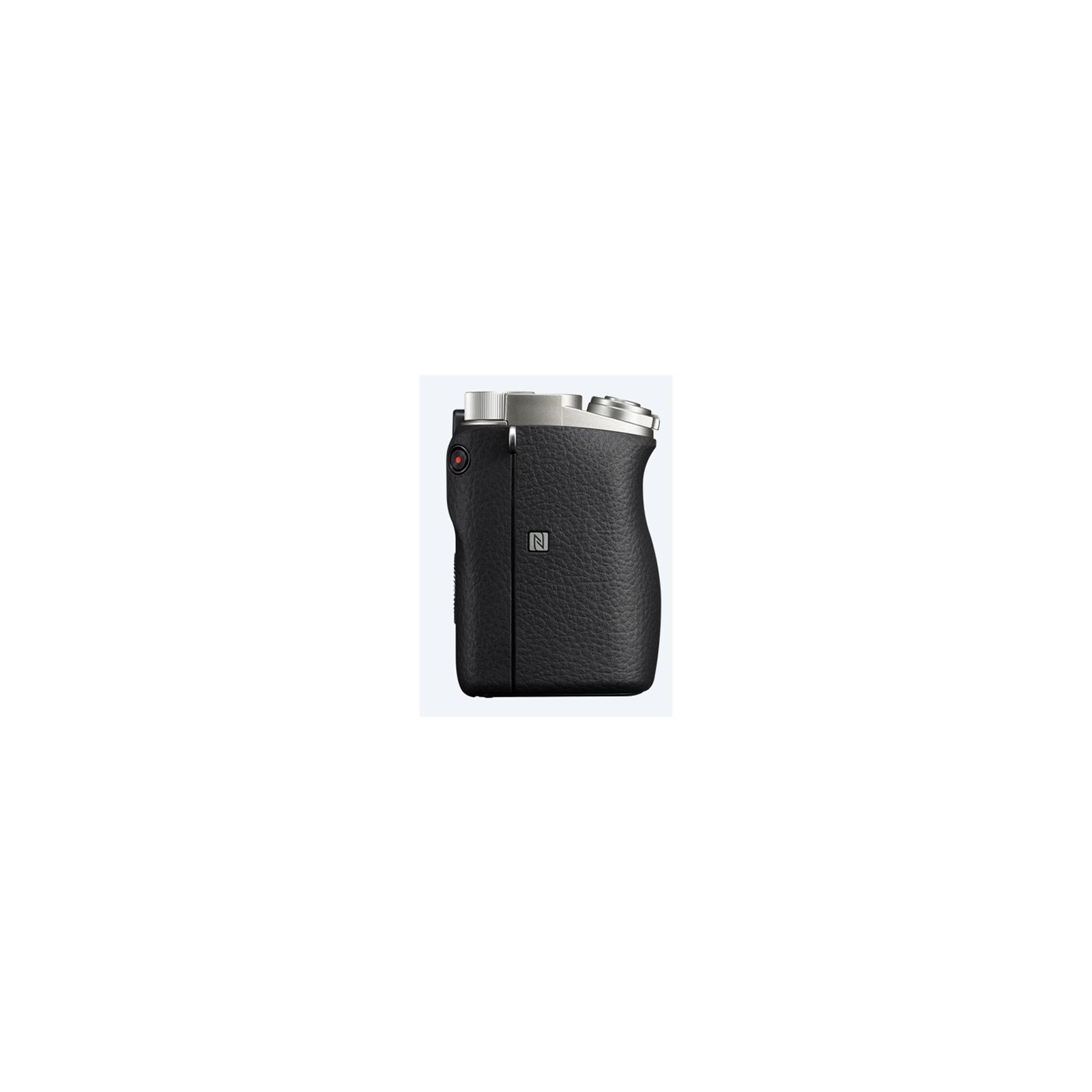 Цифровой фотоаппарат SONY Alpha 6000 kit 16-50mm Silver (ILCE6000LS.CEC) изображение 6