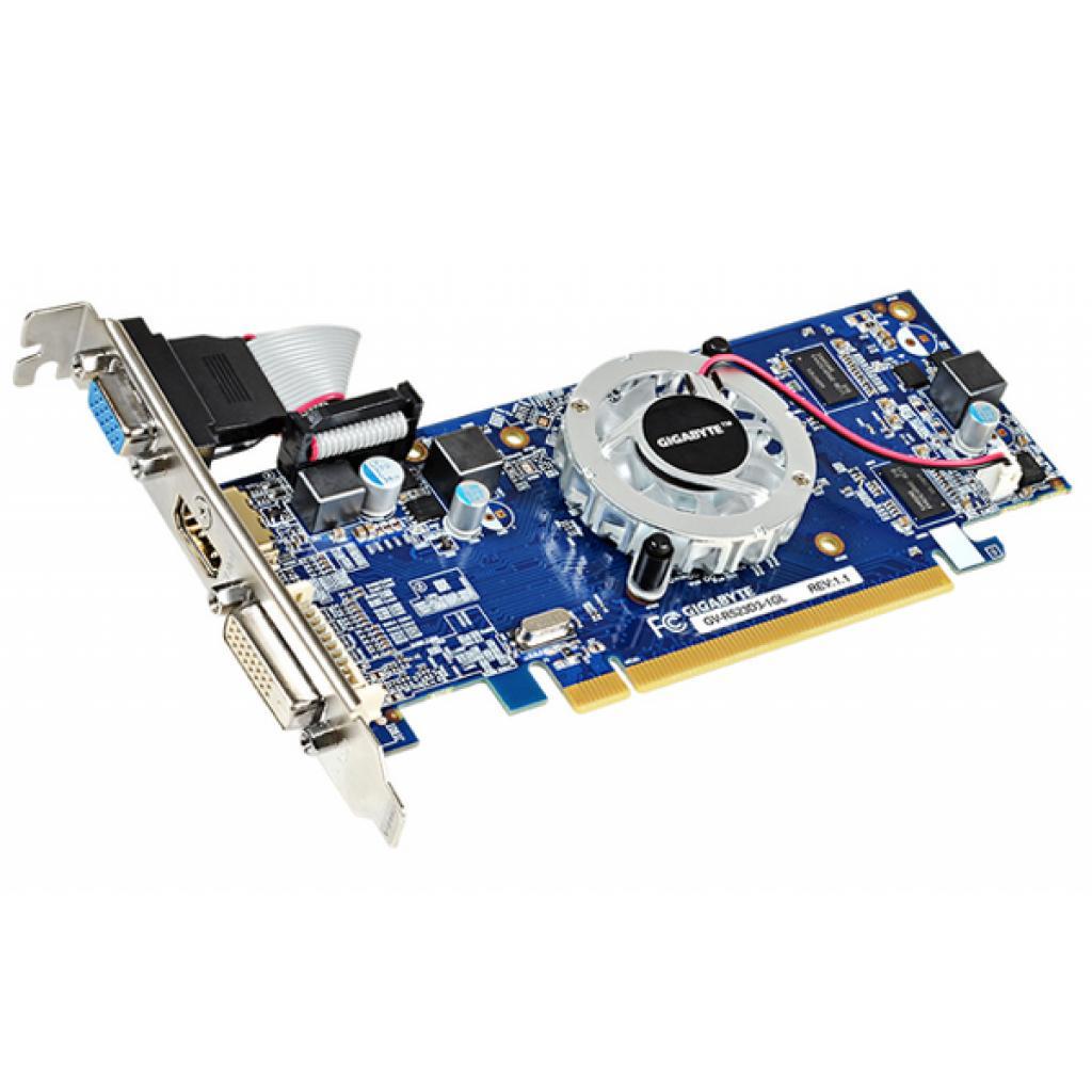Видеокарта Radeon R5 230 1024Mb GIGABYTE (GV-R523D3-1GL) изображение 2