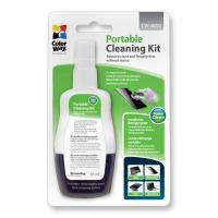 Универсальный чистящий набор ColorWay Portable Cleaning Kit (CW-4810)