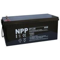 Батарея к ИБП NPP 12В 200 Ач (NP12-200)