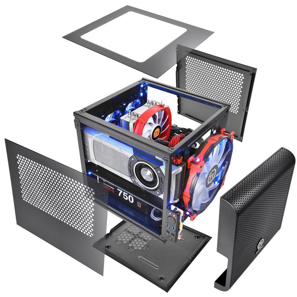 Корпус ThermalTake Core v21 (CA-1D5-00S1WN-00) изображение 12