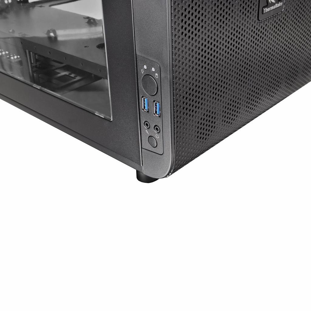 Корпус ThermalTake Core v21 (CA-1D5-00S1WN-00) изображение 9