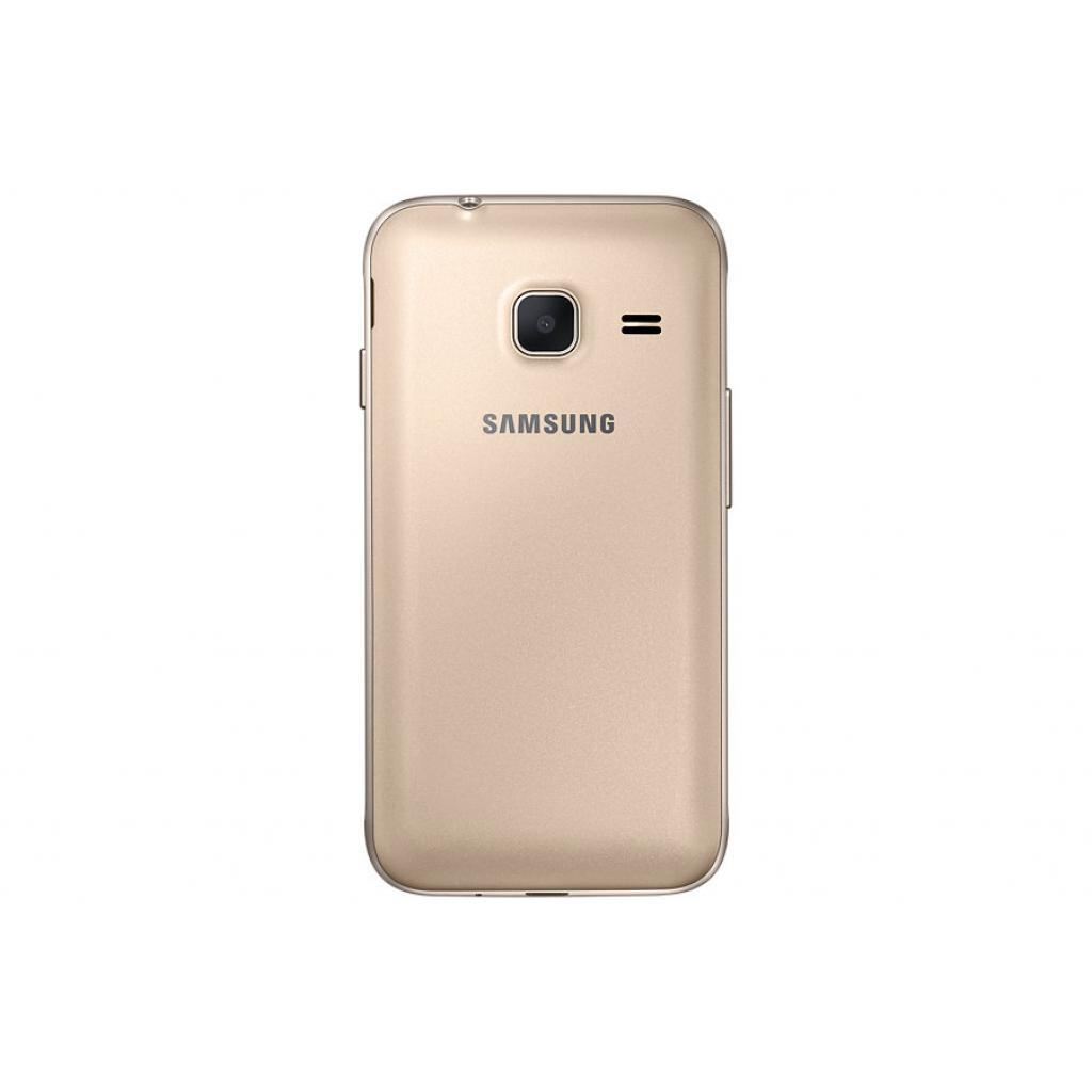 Мобильный телефон Samsung SM-J105H (Galaxy J1 Duos mini) Gold (SM-J105HZDDSEK) изображение 2