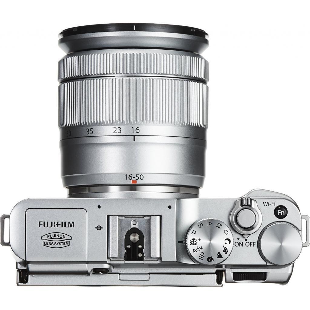 Цифровой фотоаппарат Fujifilm X-A2 + XC 16-50mm Kit Silver (16455207) изображение 4