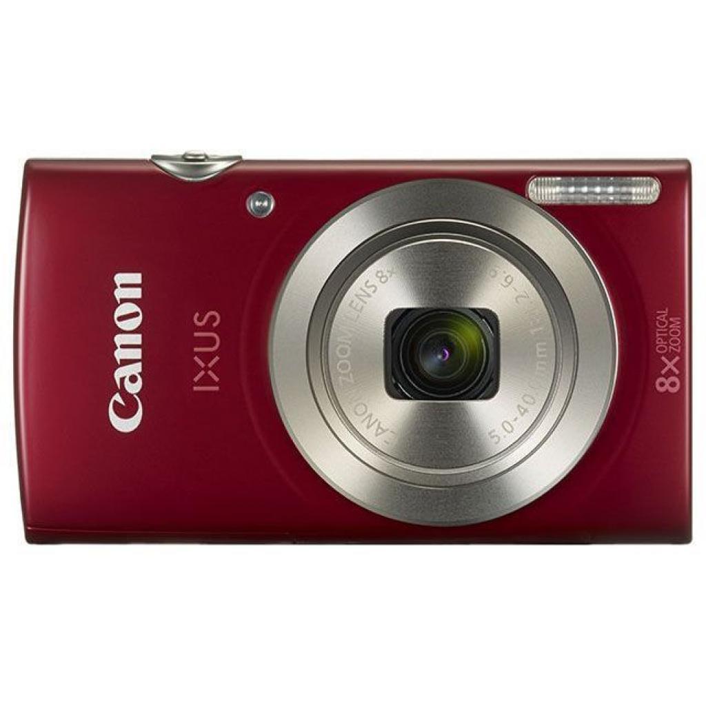 Цифровой фотоаппарат Canon IXUS 175 Red (1097C010) изображение 2