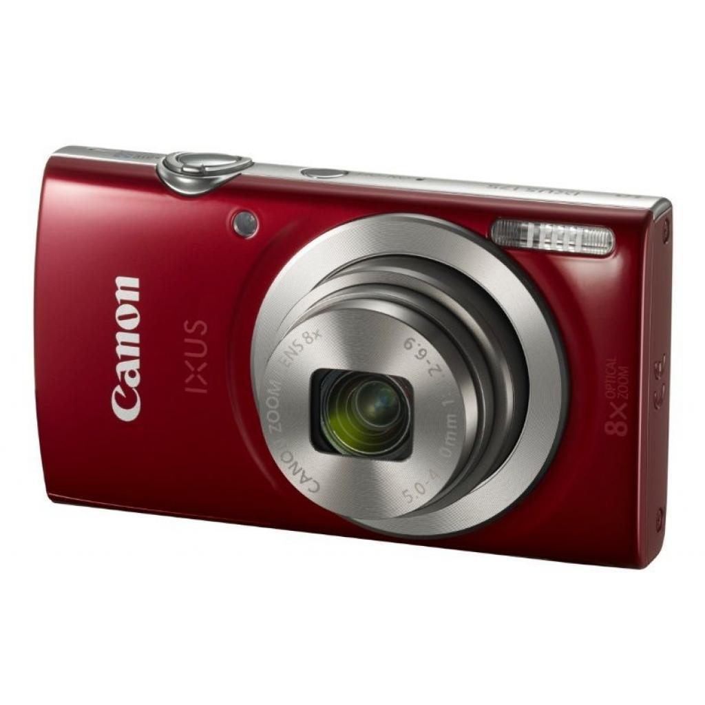 Цифровой фотоаппарат Canon IXUS 175 Red (1097C010)