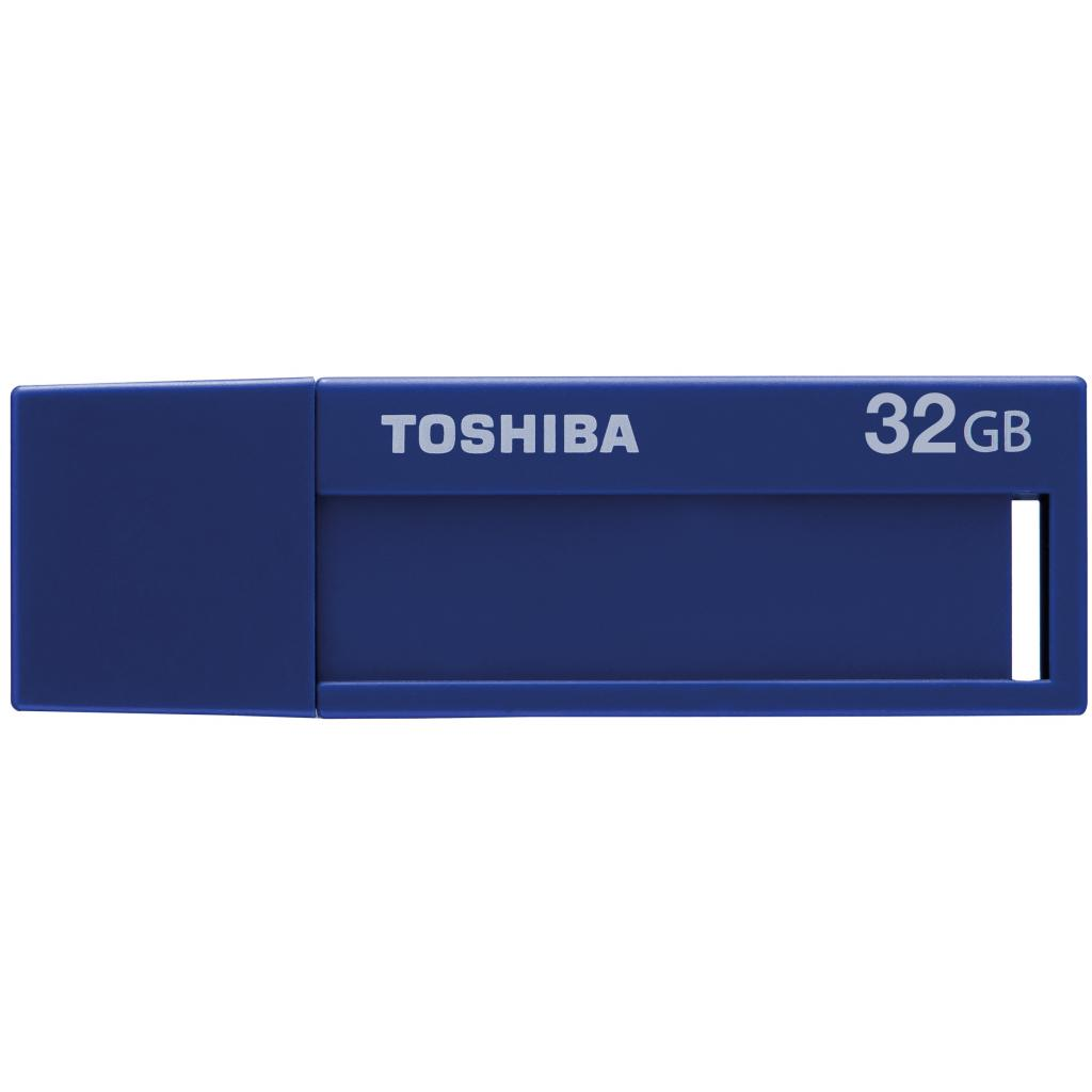 USB флеш накопитель TOSHIBA 32GB Daichi Blue USB 3.0 (THN-U302B0320M4)