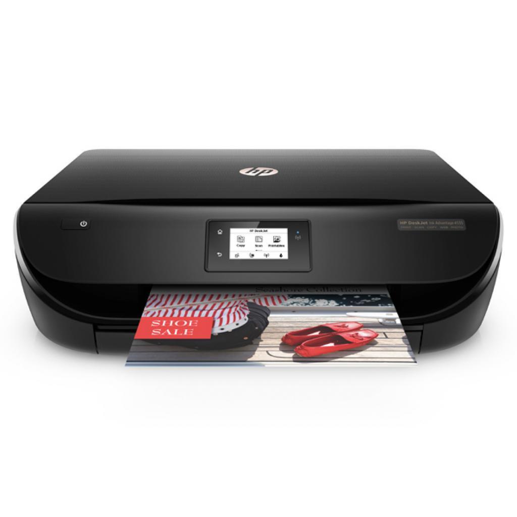 Многофункциональное устройство HP DeskJet Ink Advantage 4535 c Wi-Fi (F0V64C) изображение 2