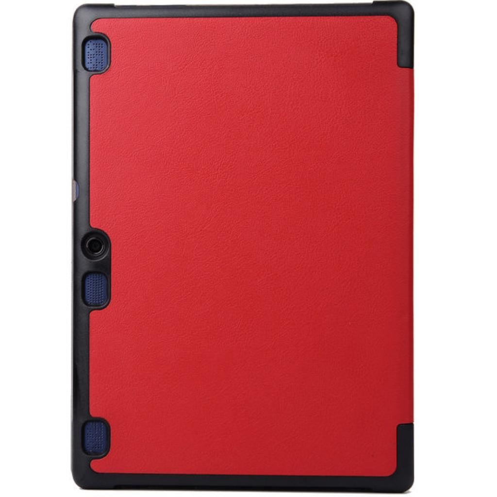 Чехол для планшета AirOn для Lenovo Tab 2 A10 red (4822352779634) изображение 2