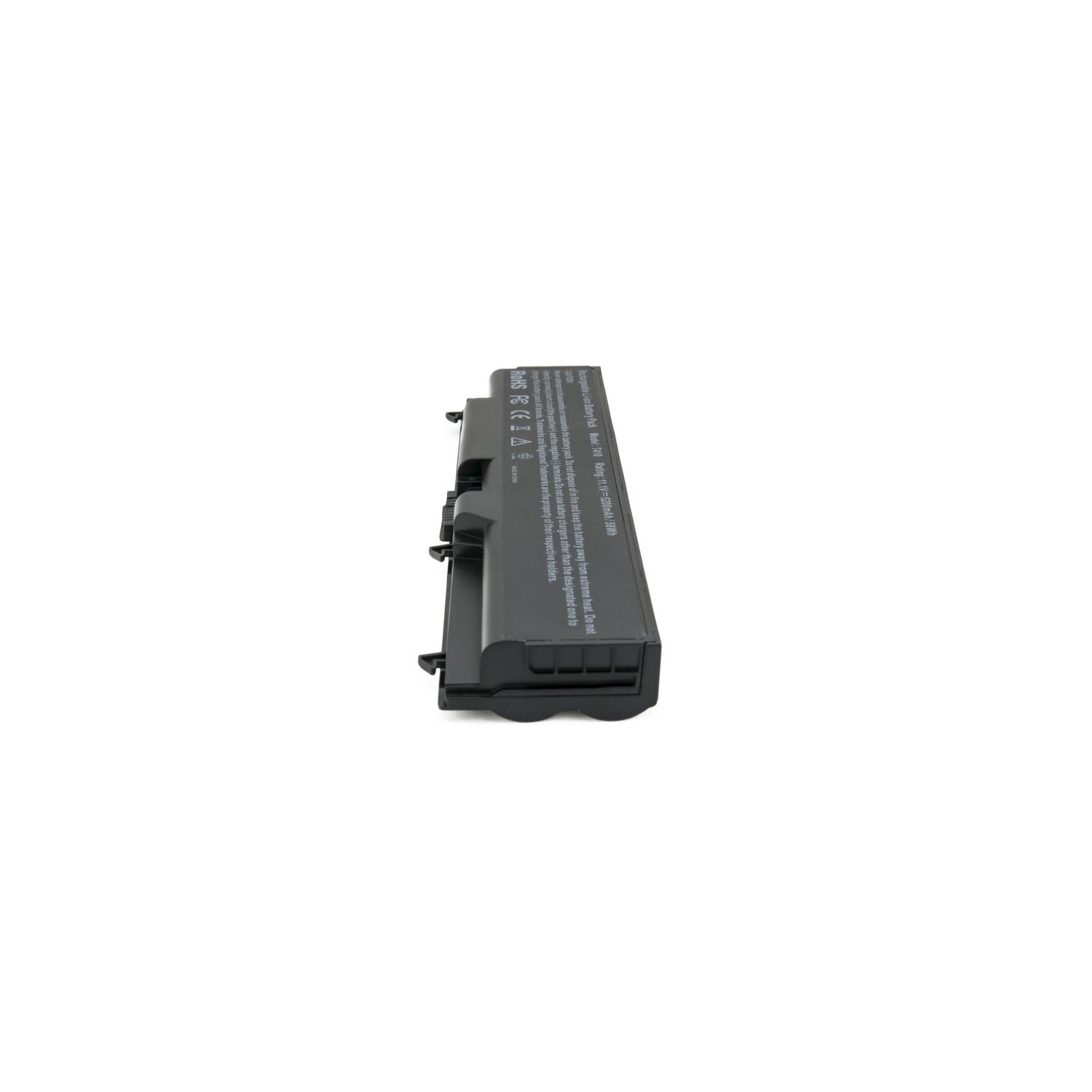 Аккумулятор для ноутбука Lenovo ThinkPad T410, 5200 mAh EXTRADIGITAL (BNL3950) изображение 5