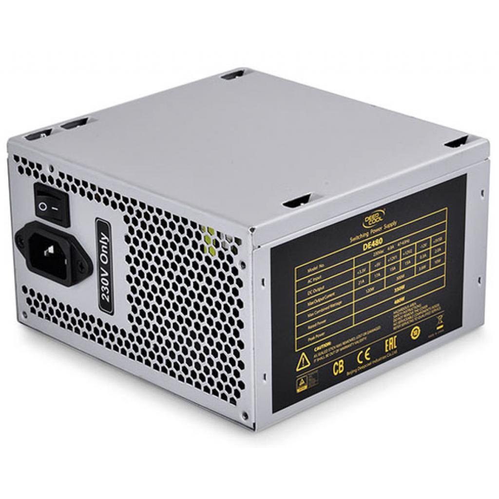 Блок питания Deepcool 480W (DE480) изображение 2