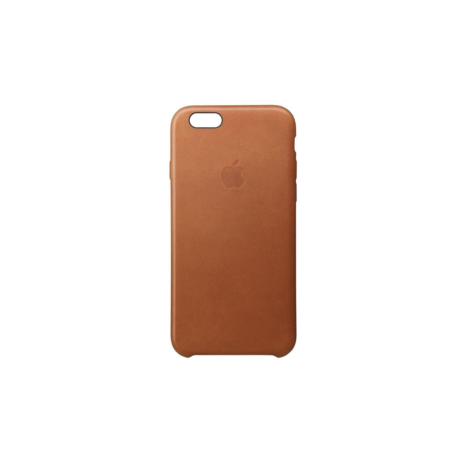 Чехол для моб. телефона Apple для iPhone 6 Plus/6s Plus Saddle Brown (MKXC2ZM/A)