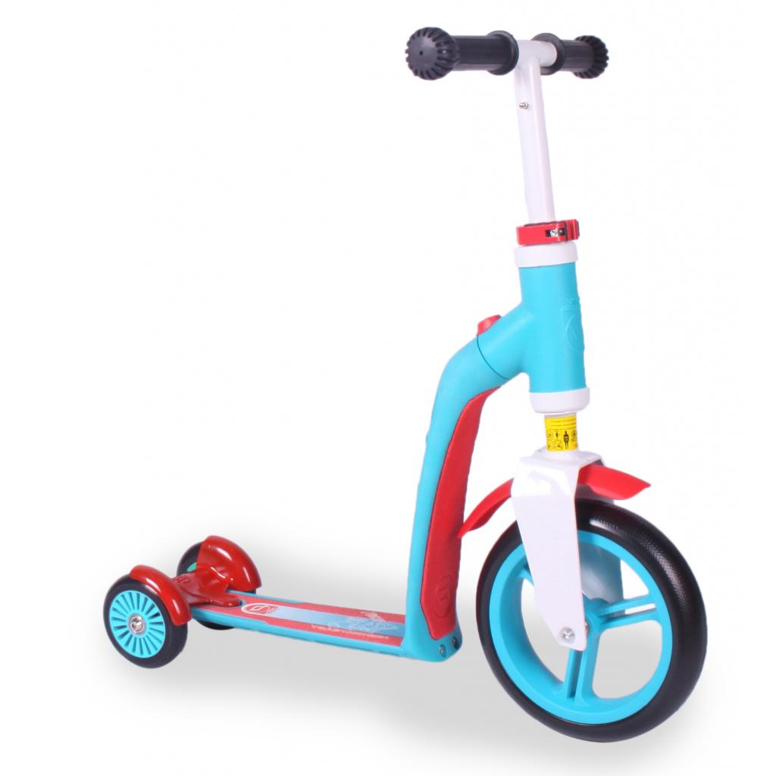 Самокат Scoot&Ride Highwaybaby+ сине-красный (SR-216272-BLUE-RED) изображение 5