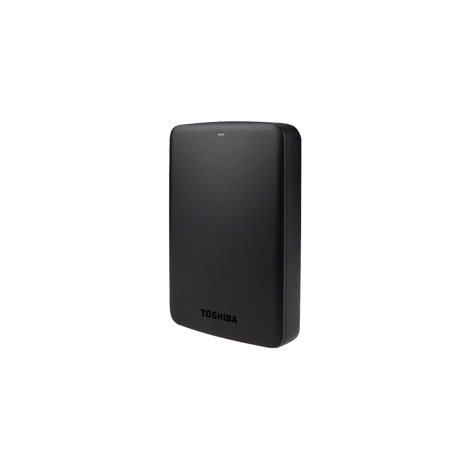 """Внешний жесткий диск 2.5"""" 3TB TOSHIBA (HDTB330EK3CA) изображение 2"""
