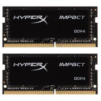 Модуль памяти для ноутбука SoDIMM DDR4 16GB (2x8GB) 2133 MHz HyperX Impact Kingston (HX421S13IBK2/16)