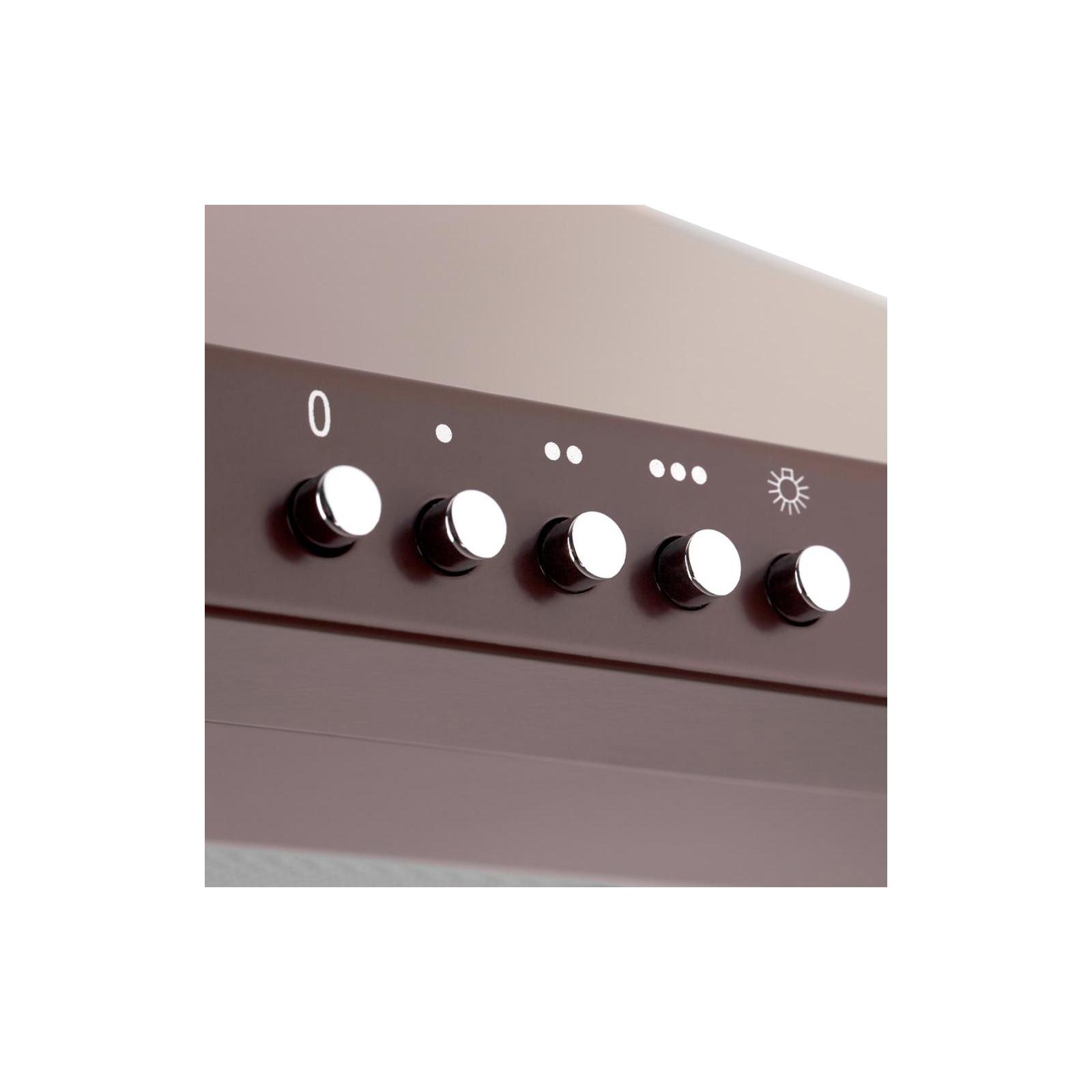 Вытяжка кухонная Borgio BHK 50 inox изображение 3