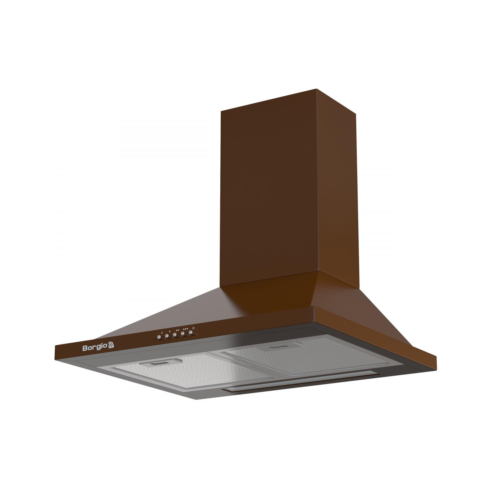 Вытяжка кухонная Borgio BHK 50 inox