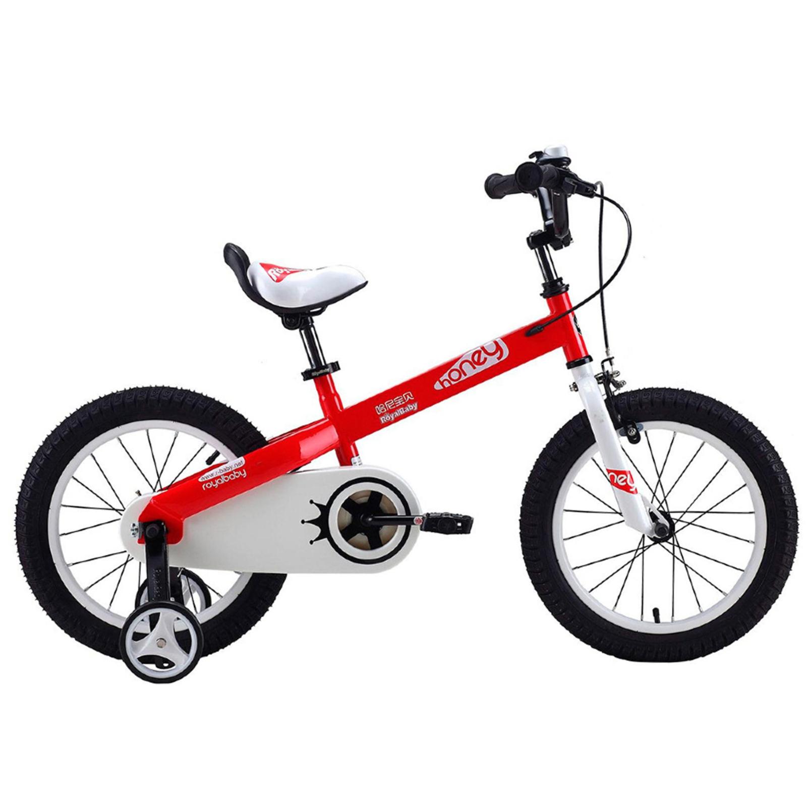 """Детский велосипед Royal Baby HONEY 18"""", красный (RB18-15-RED)"""