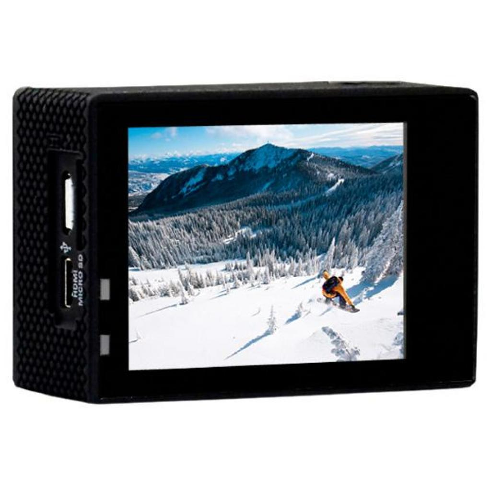 Экшн-камера AirOn Simple 4K (4822356754473) изображение 2