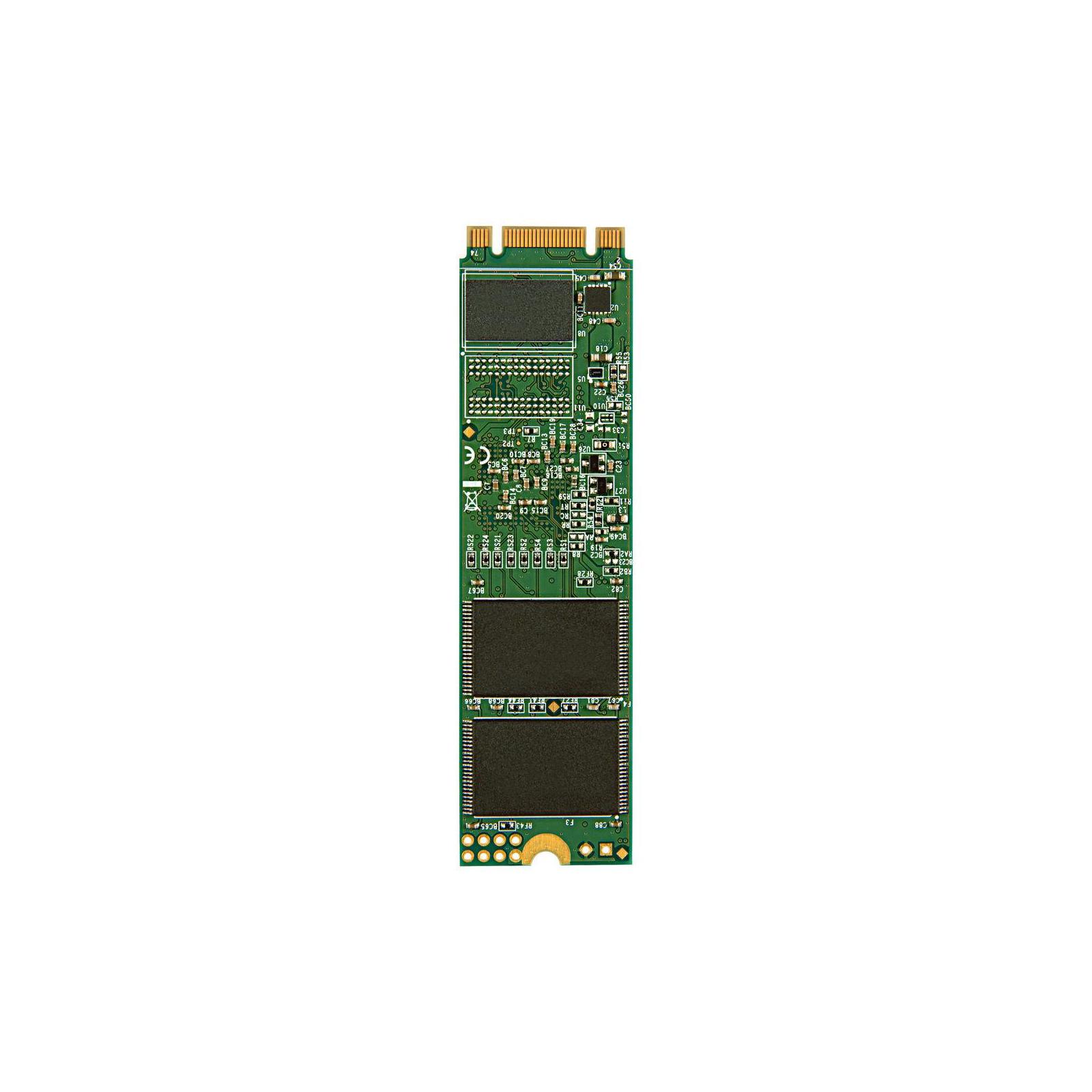 Накопитель SSD M.2 2280 240GB Transcend (TS240GMTS820S) изображение 2