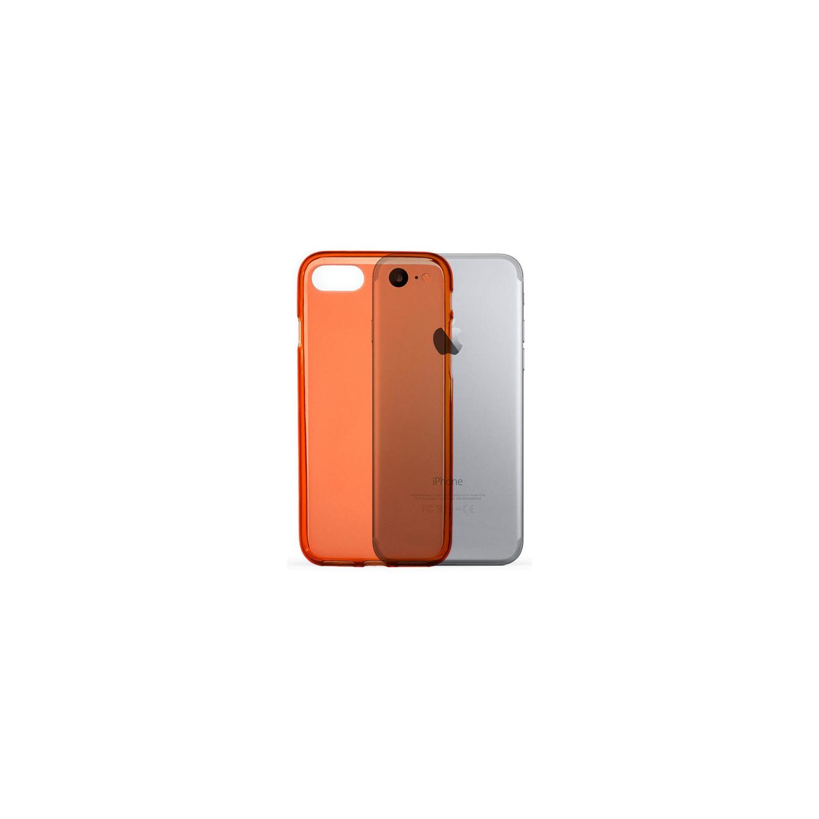 Чехол для моб. телефона Colorway TPU case for Apple iPhone 7/8, red (CW-CTPAI7-RD) изображение 2