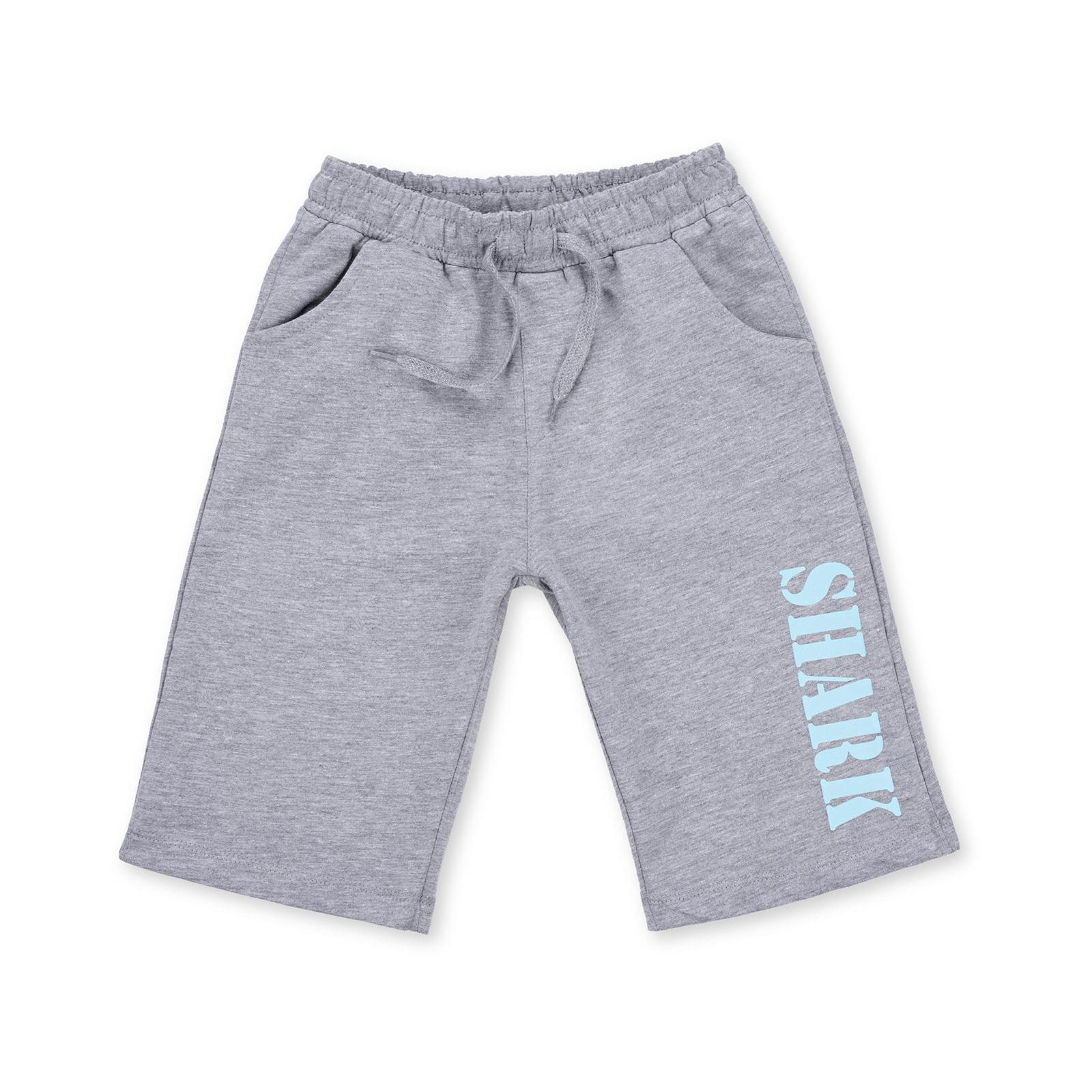 Набор детской одежды Breeze с акулой в очках (10931-98B-beige) изображение 3