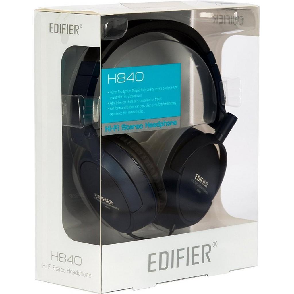 Наушники Edifier H840 Blue изображение 8