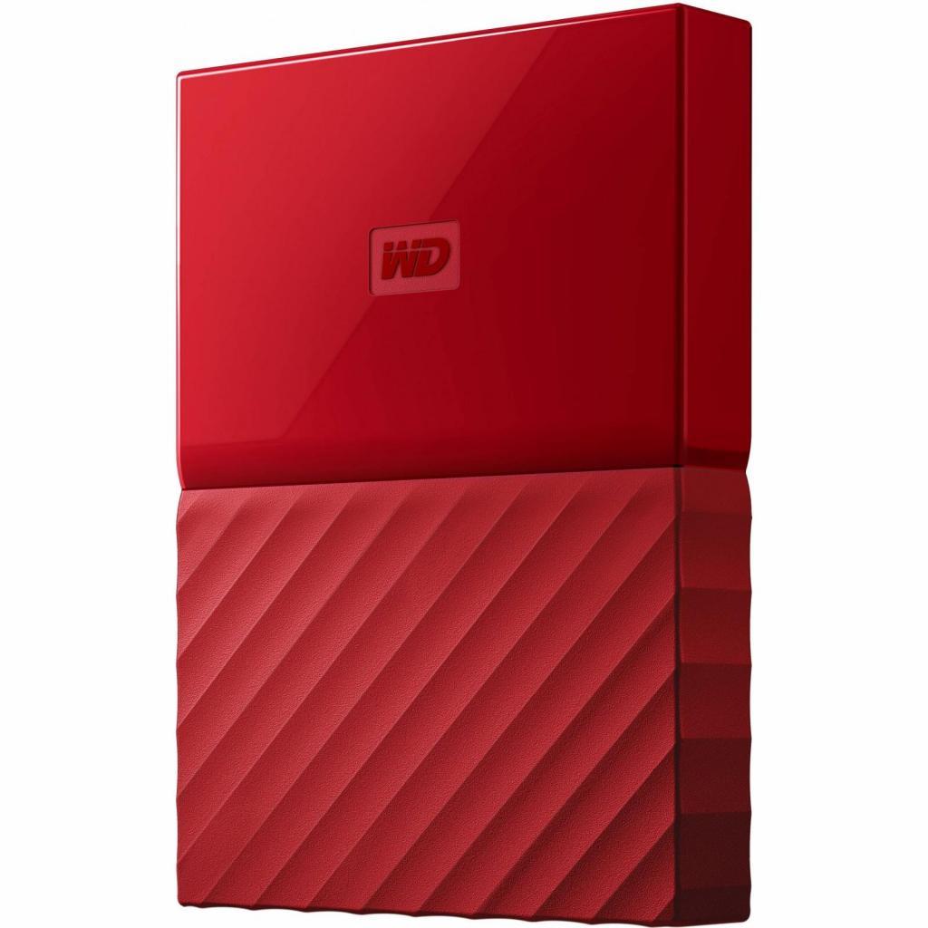 """Внешний жесткий диск 2.5"""" 2TB Western Digital (WDBS4B0020BRD-WESN) изображение 3"""