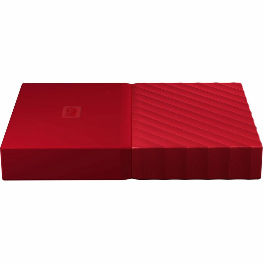 """Внешний жесткий диск 2.5"""" 2TB Western Digital (WDBS4B0020BRD-WESN) изображение 5"""