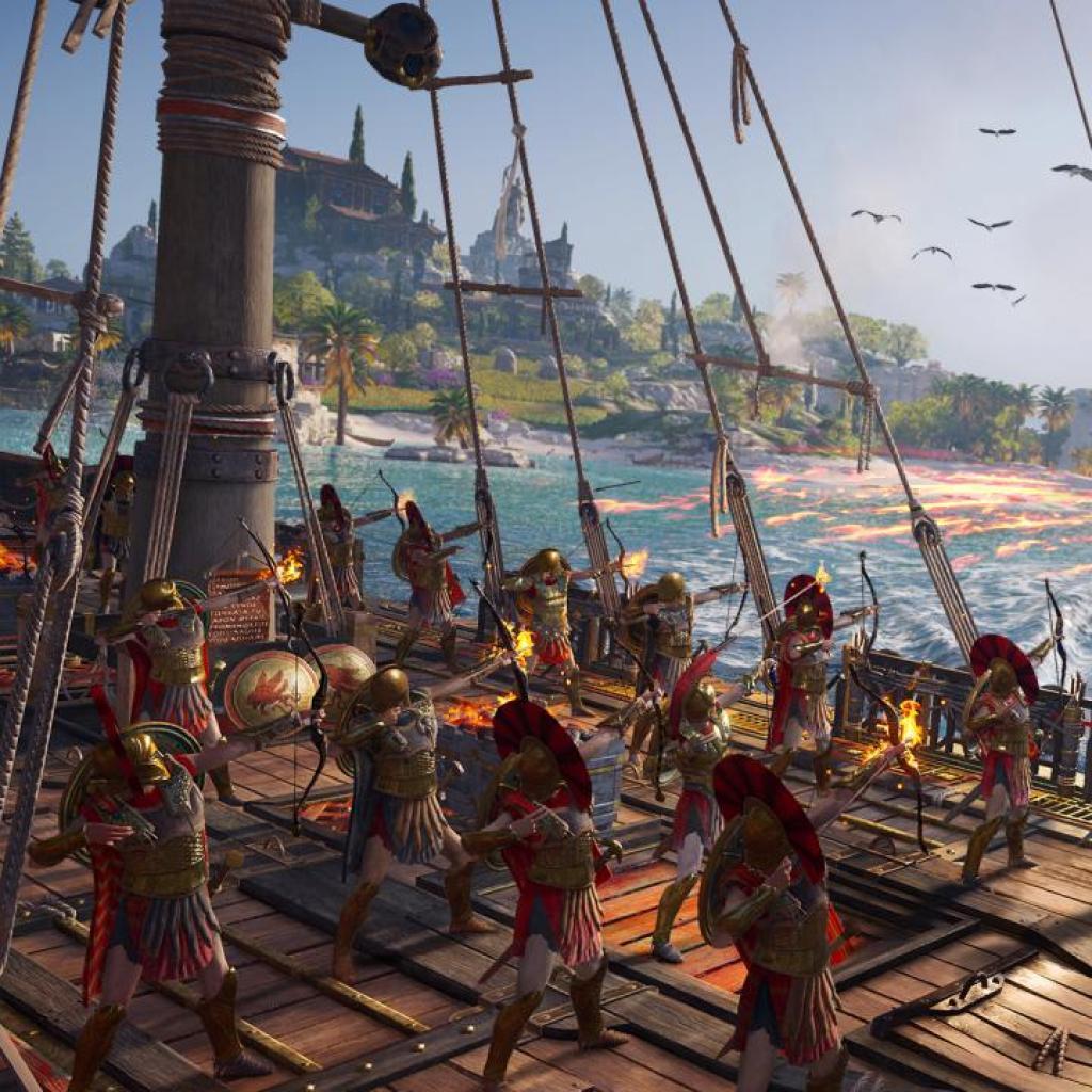 Игра SONY Assassin's Creed:Одиссея. Omega Edition [Blu-Rayдиск] PS4 (8112684) изображение 2