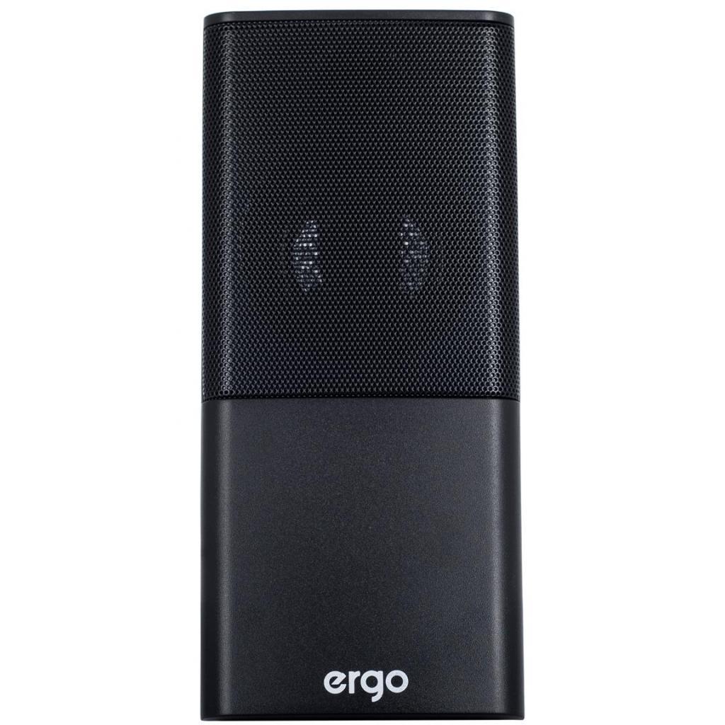 Акустическая система Ergo S-08 USB 2.0 BLACK (S-08) изображение 3