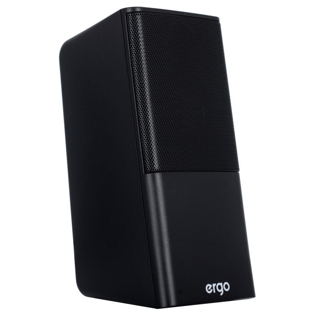 Акустическая система Ergo S-08 USB 2.0 BLACK (S-08) изображение 4