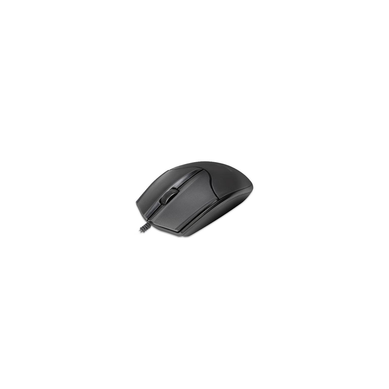 Мышка REAL-EL RM-410 Silent Black