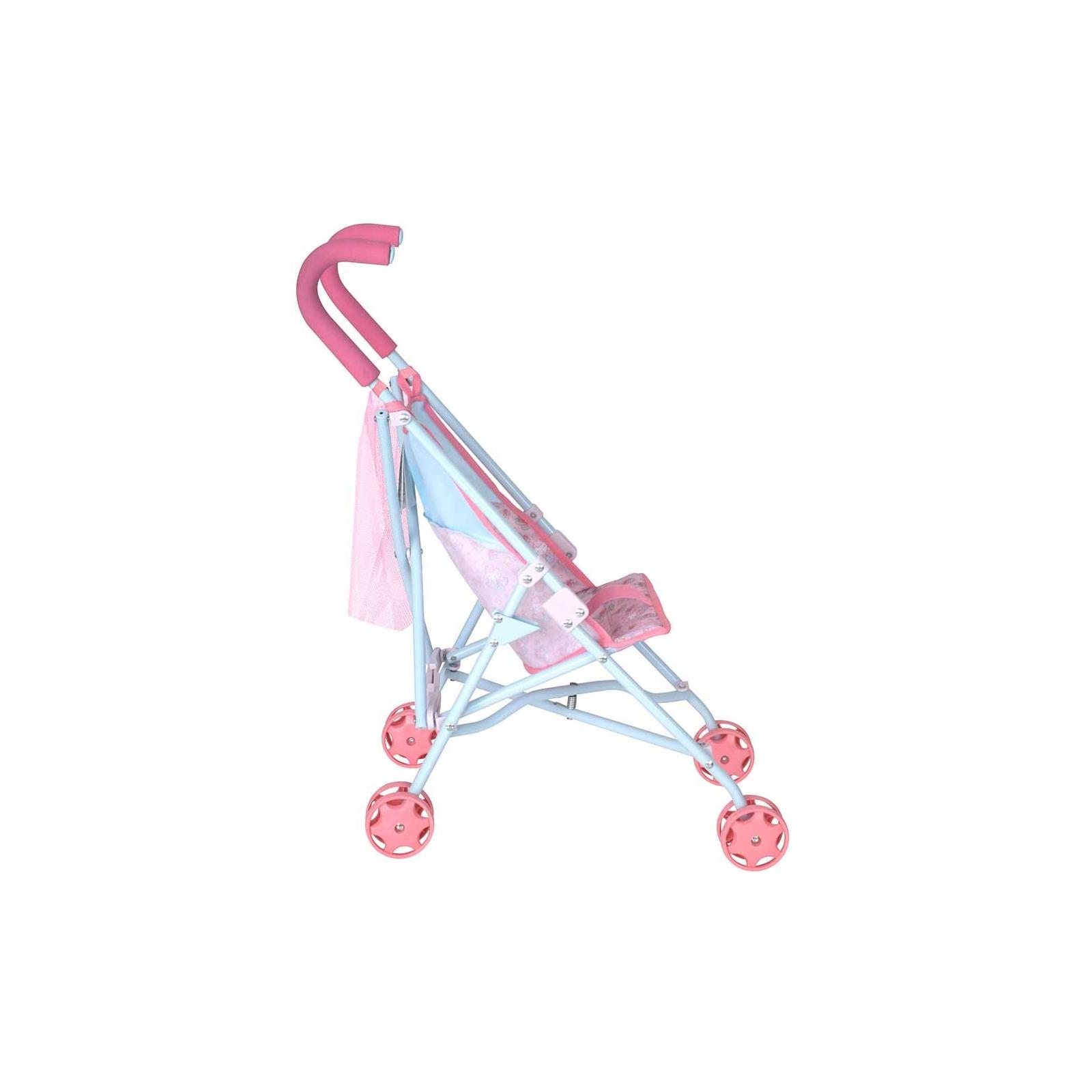 Коляска для кукол Zapf складная, с сумочкой Baby Annabell Чудесная прогулка (1423621.TY) изображение 2