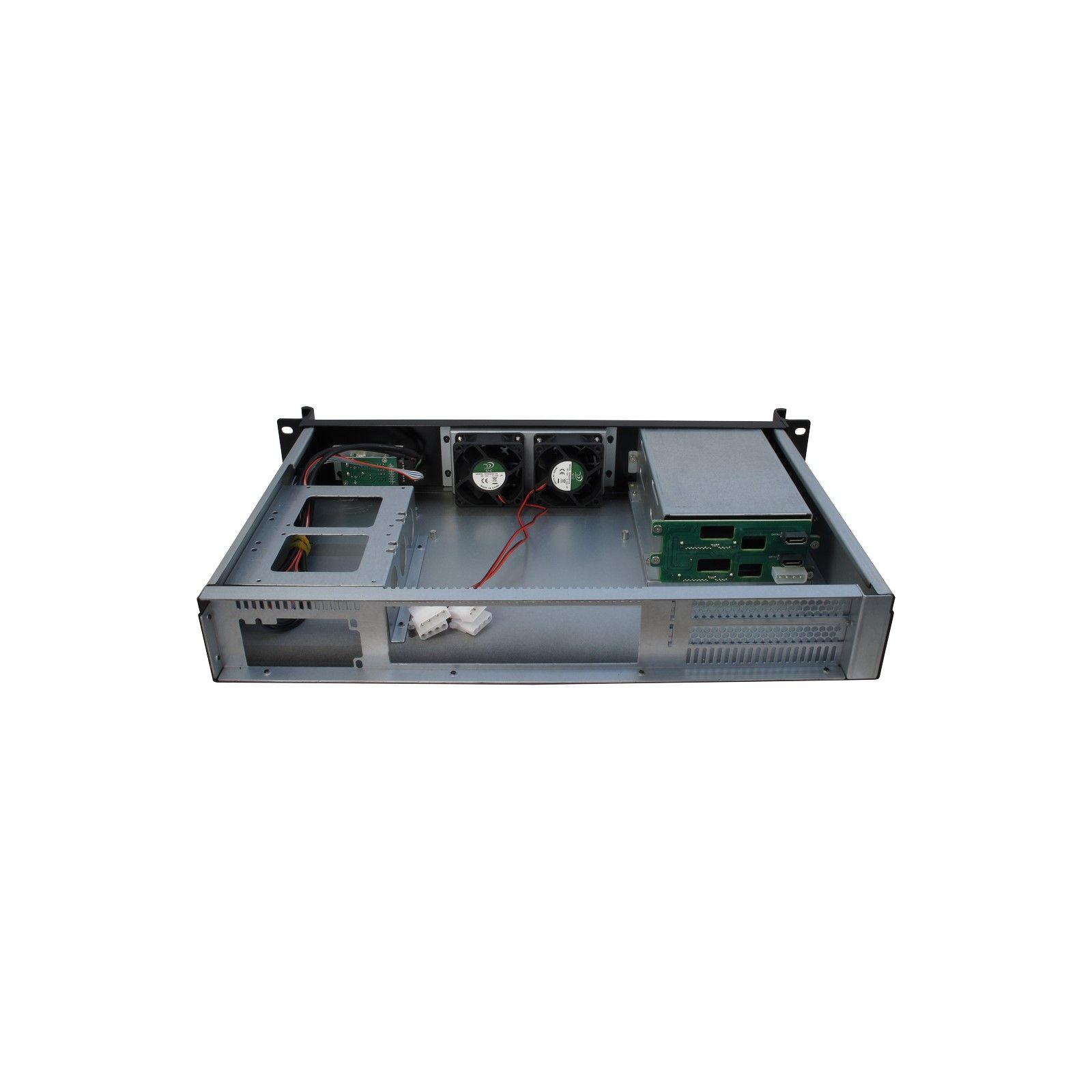 Корпус для сервера Inter-Tech 1.5U-1528L (456500) изображение 2