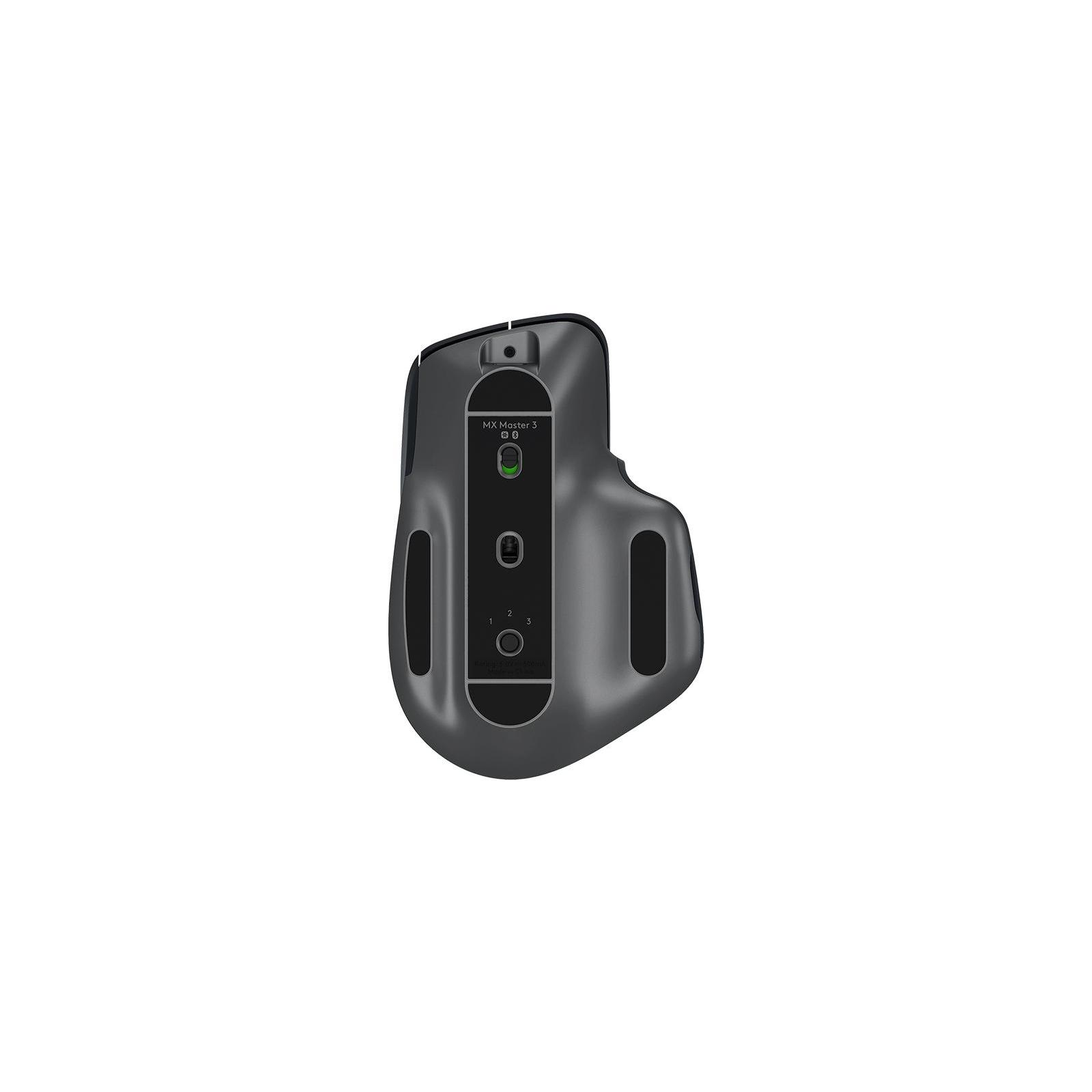 Мышка Logitech MX Master 3 Graphite (910-005694) цены в Киеве и Украине - купить в магазине Brain: компьютеры и гаджеты