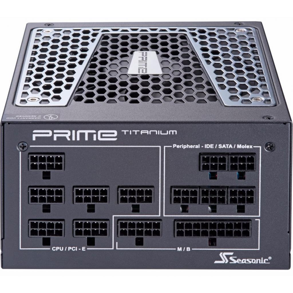 Блок питания Seasonic 750W PRIME Titanium NEW (PRIME TX-750 (SSR-750TR)) изображение 4