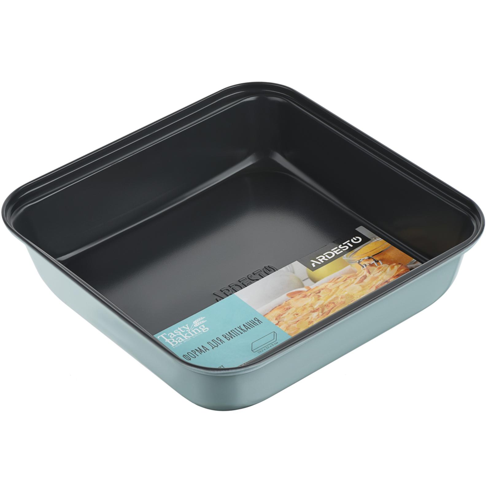 Форма для випікання Ardesto Tasty Baking квадратна 23х22 см (AR2302T) зображення 2