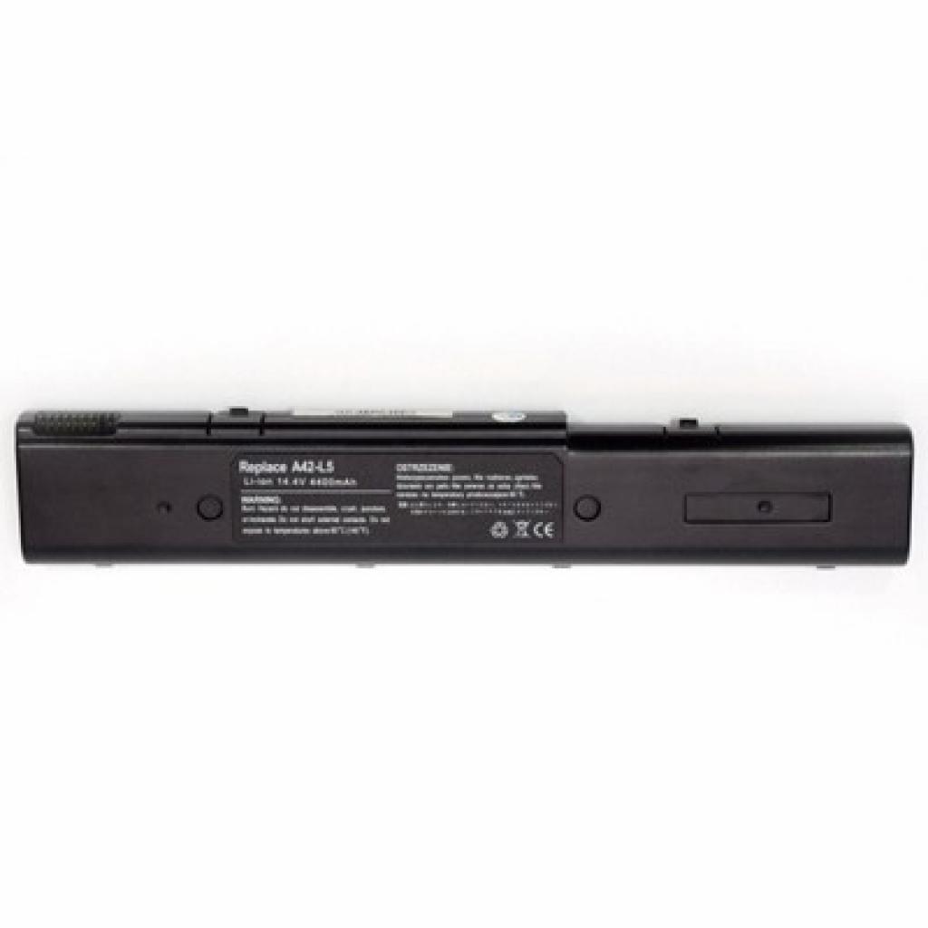 Аккумулятор для ноутбука ASUS A42-L5 Drobak (100343)