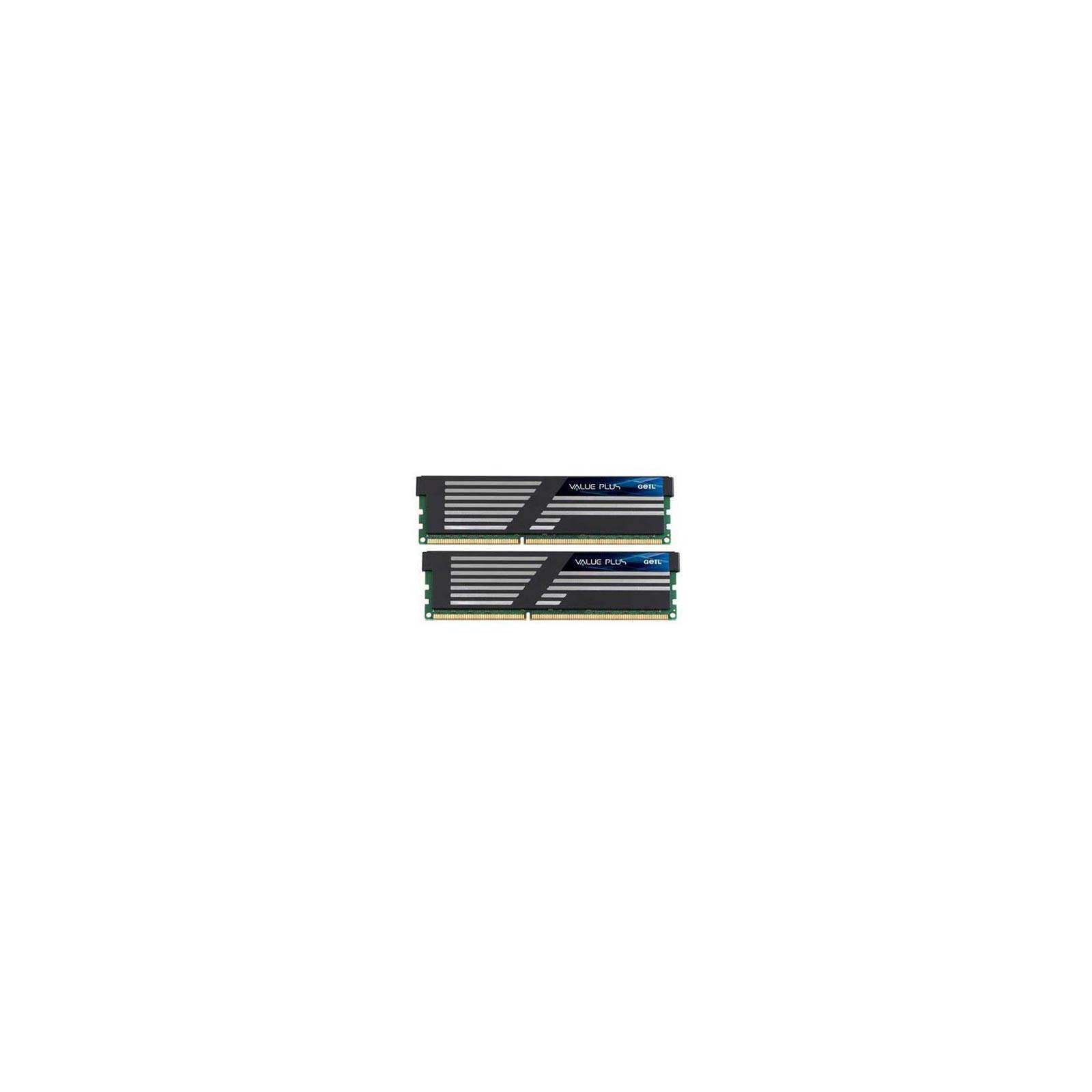 Модуль памяти для компьютера DDR3 4GB 1333 MHz GEIL (GVP34GB1333C7SC)