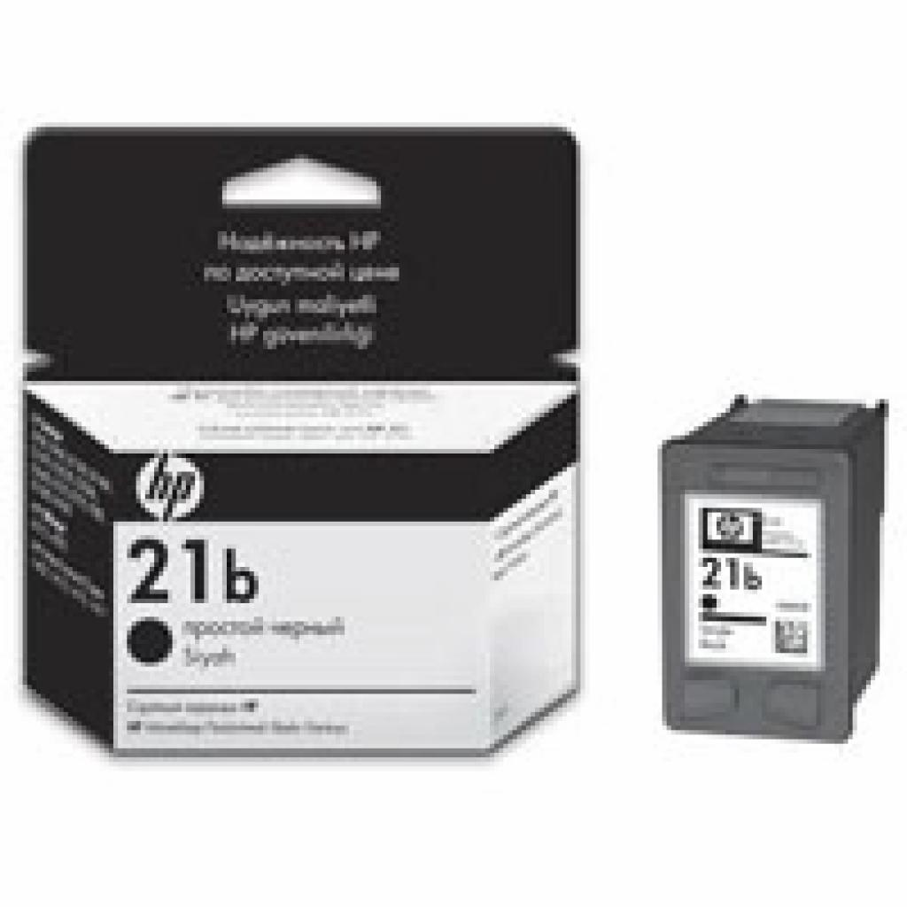 Картридж HP DJ No. 21 Black, simple (C9351BE)