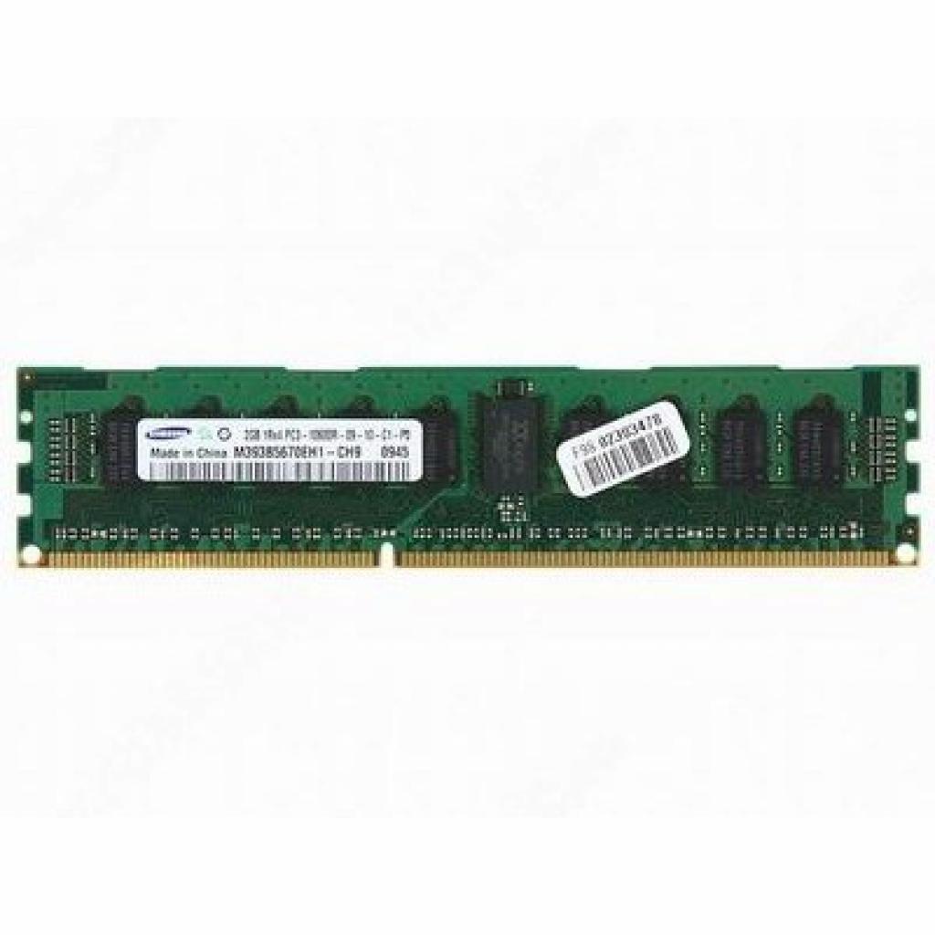 Модуль памяти для сервера DDR3 4096Mb Samsung (M393B5170EH1-CH9)