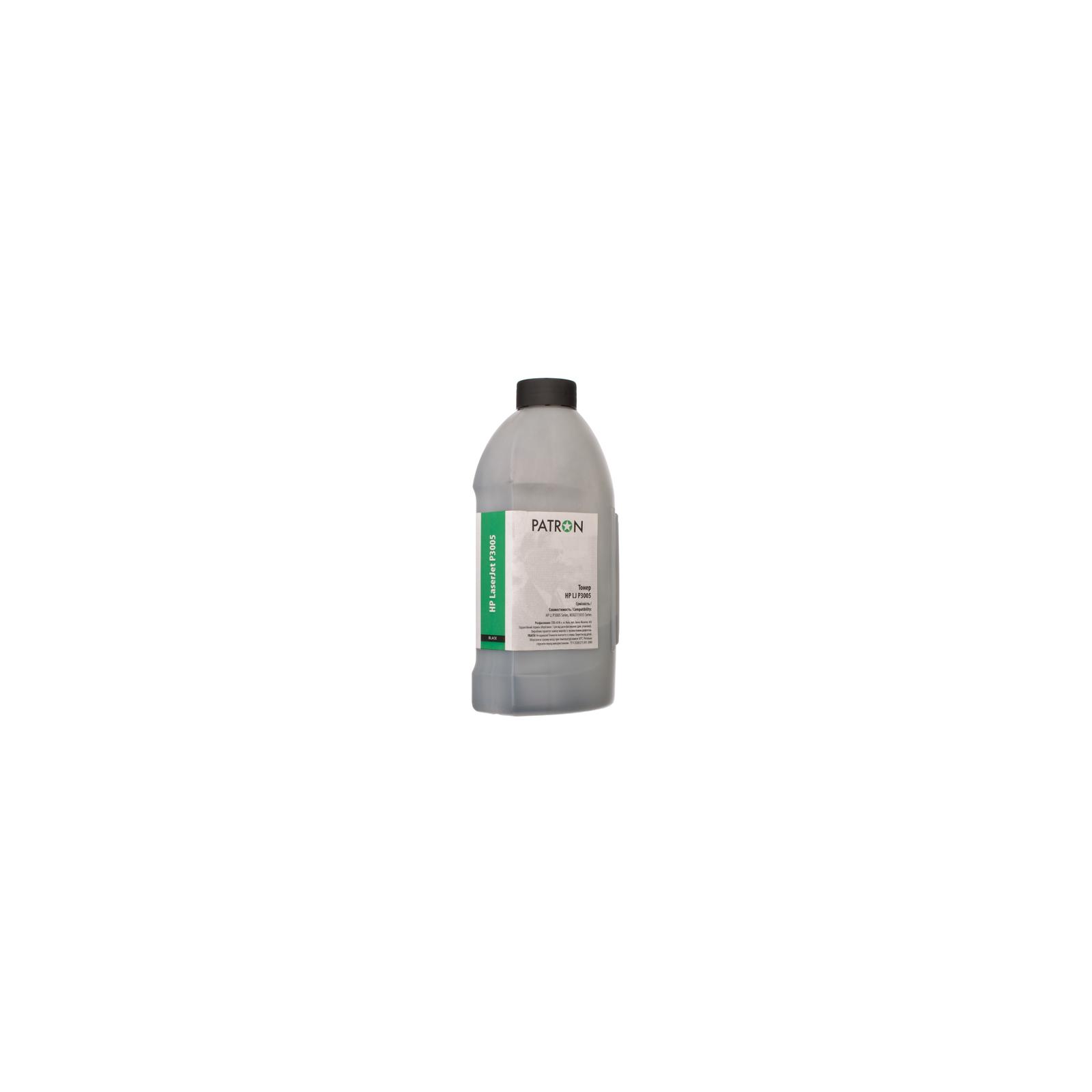 Тонер PATRON HP LJ P3005 340г (PN-HLJP3005-340)