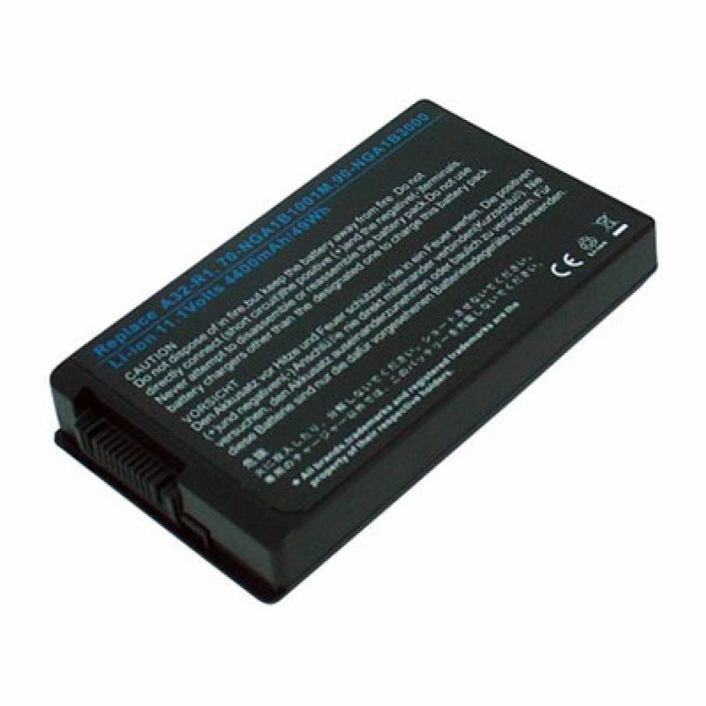 Аккумулятор для ноутбука ASUS A32-R1 (A32-R1 OB 52)